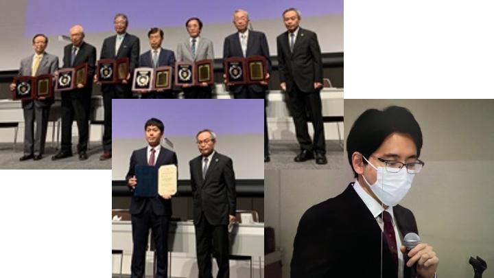 腎臓学会にて上田賞4名、YIA、Best Abstract Award、優秀演題賞を受賞